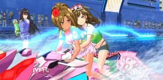 Prólogo do jogo de Kandagawa Jet Girls