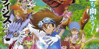 Primeira imagem da nova série anime de Digimon Adventure
