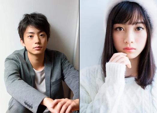 Kōichirō Miki e Kanna Hashimoto