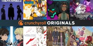 Crunchyroll revela 8 Crunchyroll Originals