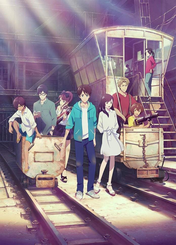 Imagem promocional de Bokura no Nanokakan Sensou (Seven Days War)
