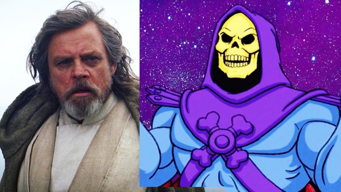 Mark Hamill é Skeletor em Masters of the Universe: Revelation