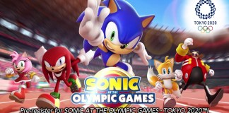 Sonic at the Olympic Games: Tokyo 2020 em Maio