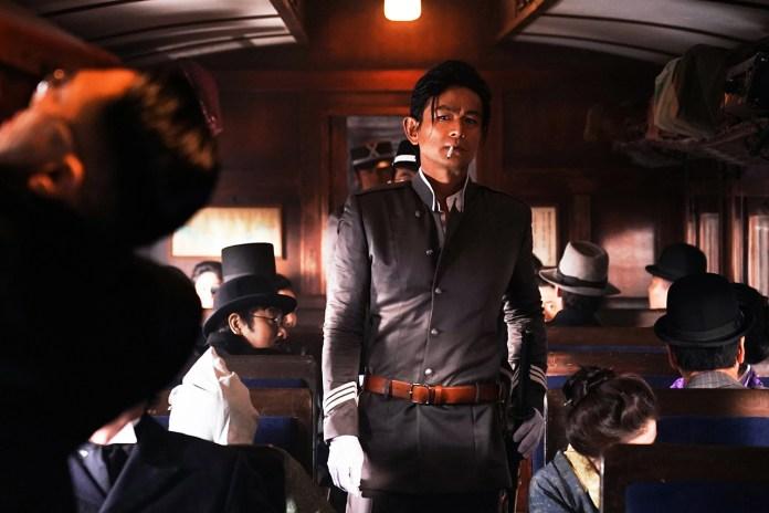 Yosuke Eguchi regressa como Hajime Saitō