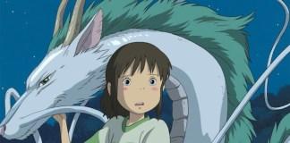 A Viagem de Chihiro na Netflix