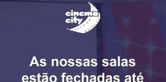 Cinema City fecha as suas salas de cinema em Portugal devido ao Covid-19 (novo coronavírus)