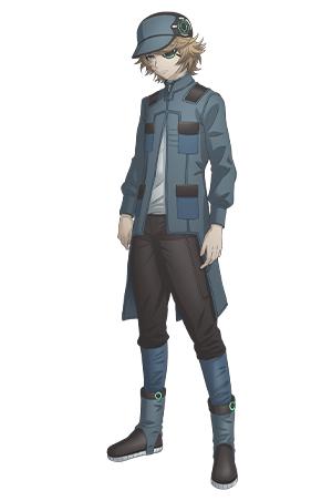 Shun Horie como Hacker, um ciberterrorista que possui grandes habilidades de hacking. Ele apaixona-se por coisas que aparentam ser impossíveis de fazer, mas é indiferente às coisas pelas quais não tem interesse.