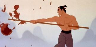 Devido ao movimento #MeToo o Live-action de Mulan removeu o personagem Li Shang