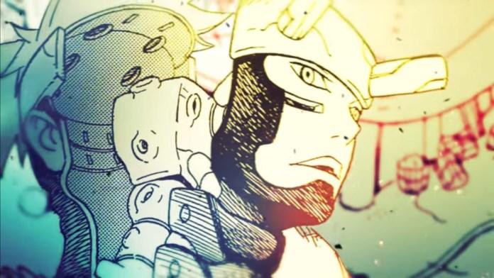 Ilustrador e editor de Samurai 8 falam sobre o fim do mangá