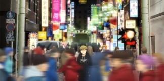 Imagem promocional, staff e elenco de Ikebukuro West Gate Park