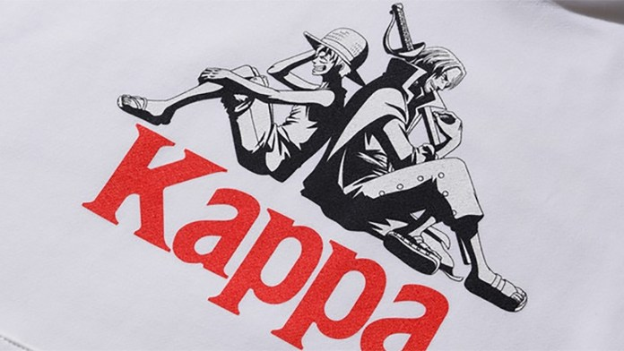 Kappa lança nova colaboração com One Piece