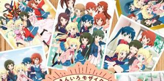 Kin-iro Mosaic vai ter filme anime