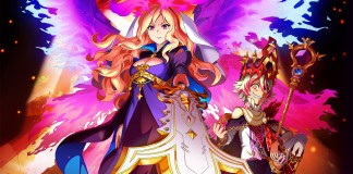Trailer de Monster Strike THE MOVIE: Lucifer - Dawn of Despair