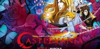 Castlevania 3 durante 2 semanas esteve no TOP 10 de conteúdos na Netflix em 40 países