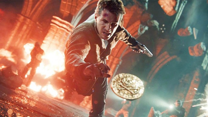 Filme de Uncharted adiado para Julho de 2021