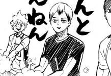 Autor de Haikyu!! pede para lavarem as mãos