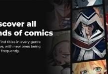 Manga Rock encerra com o lançamento do INKR Comics