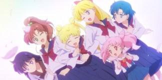 Novas imagens de Sailor Moon Eternal