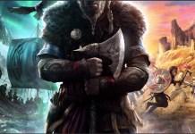 Revelado oficialmente Assassin's Creed: Valhalla