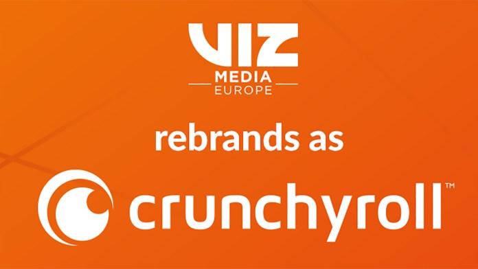 VIZ Media Europe passa a chamar-se Crunchyroll