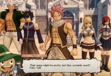 25 minutos de Gameplay do RPG de Fairy Tail
