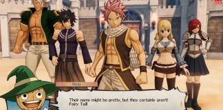 25 minutos de Gameplay do RPG de Fairy Tail
