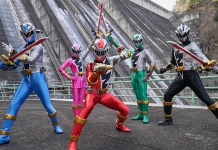 Anunciado Power Rangers Dino Fury