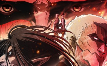 Anunciado filme anime Attack on Titan: Chronicle