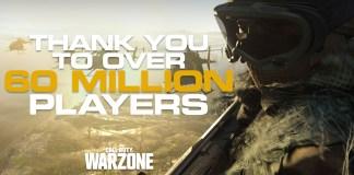 Call of Duty: Warzone já tem mais de 60 milhões de jogadores