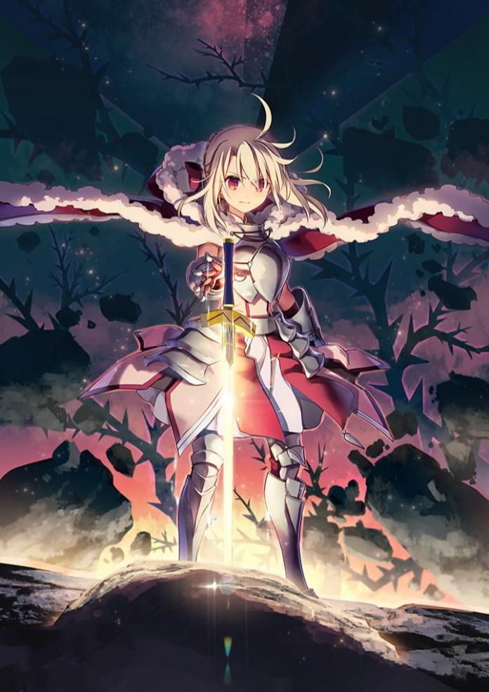 Imagem promocional do próximo filme anime de Fate/kaleid liner Prisma Illya