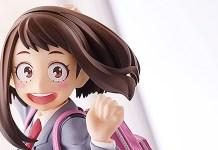 Ochaco Uraraka pela Good Smile Company