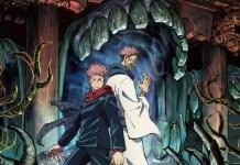 Revelada 1ª imagem promocional do anime de Jujutsu Kaisen
