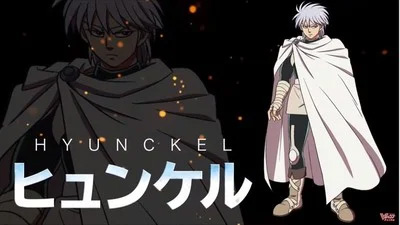 Yuuki Kaji como Hyunckel