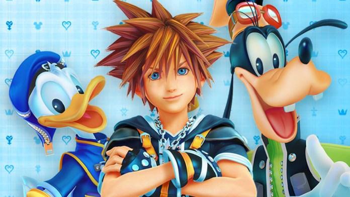 Série de Kingdom Hearts no Disney+