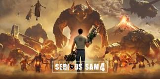 Serious Sam 4 em Agosto no PC e Google Stadia
