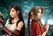 Tifa não fazia parte dos planos iniciais de Final Fantasy VII
