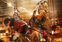 Vídeo dos bastidores dos últimos dois filmes live-action de Samurai X