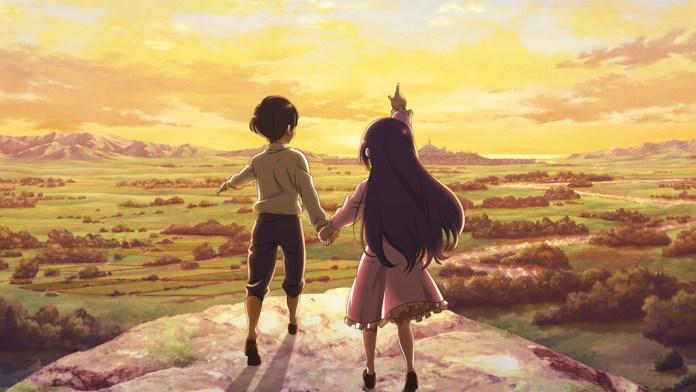 1º trailer do anime de Hortensia Saga
