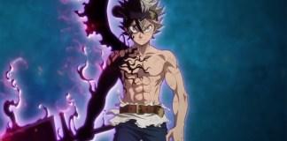 Anime de Black Clover regressa a 7 de Julho