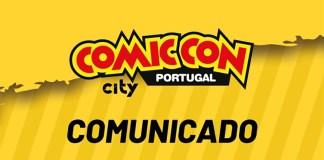 Comic Con Portugal 2020 cancelada