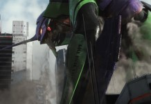 Curta 3DCG de Neon Genesis Evangelion
