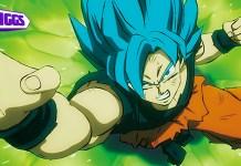 Filme de Dragon Ball Super: Broly no canal BIGGS
