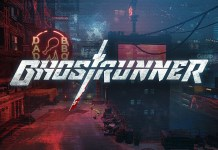Gameplay de Ghostrunner