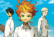 Mangá The Promised Neverland vai terminar na próxima semana