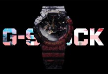 Novo G-Shock de One Piece