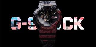 Novo G-Shock de One Piece