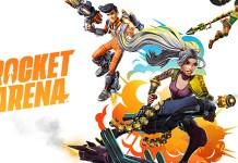 Rocket Arena vai ser lançado a 14 de Julho