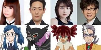 Adições ao elenco de Pokémon: The Movie – Coco