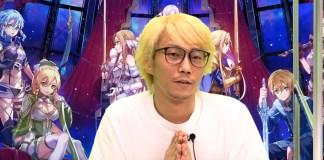 Câmara de Sword Art Online Alicization Lycoris vai ser corrigida