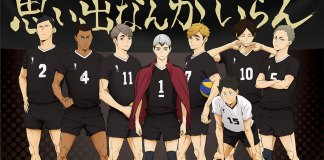 Imagem promocional da 2ª parte de Haikyu!! TO THE TOP